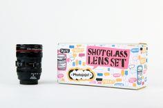 shot glass lens