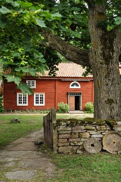 photo: Titti / HWIT BLOGG | Himmelsberga, Öland