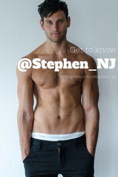 Handsome Man, Male Body, Male Models, Calvin Klein, Gay, Muscle, Swimwear, Instagram, Fashion