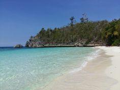 The famous Karina Beach