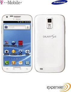 Samsung Galaxy S2 T989 16GB T-Mobile Unlocked GSM Dual-Core Phone - White - For Sale Check more at http://shipperscentral.com/wp/product/samsung-galaxy-s2-t989-16gb-t-mobile-unlocked-gsm-dual-core-phone-white-for-sale/