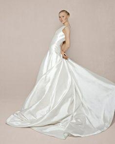 Regal Wedding Dress #weddingdresses