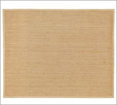 Color-Bound Seagrass Rug - Natural #potterybarn