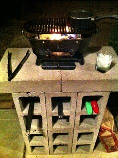 Good My Dad Had One Of These. :) Customer Image Gallery For Lodge Logic L410 · Patio  GrillBackyard ...