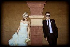 Groom With Sensitive Eyes « Wedding Ideas, Top Wedding Blog's, Wedding Trends 2014 – David Tutera's It's a Bride's Life
