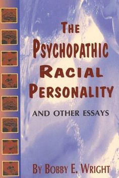 essay other personality psychopathic racial