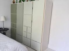 Afbeeldingsresultaat voor rakke ikea Tall Cabinet Storage, Divider, Diy Projects, Room, Ikea Hacks, Furniture, Home Decor, Google, Closet Storage