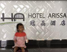 Assalammualaikum wbt & Hye..🙋🏻     Today kakreen nak review on Hotel Arissa yang kakreen stay hari tu. Since masa weekend yang kakreen pla...