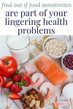"""Food sensitivities can play a role in many common health conditions. Chronic health complaints such as digestive problems, infertlity, headaches, joint and muscle pain, and fatigue are all symptoms which can be caused by our immune system's """"reaction"""" to foods, additives, or other substances in our diet. There are often many reactive foods and food-chemicals; even so-called anti-inflammatory foods, such as salmon, parsley, turmeric, ginger, blueberry, and any """"healthy"""" food can be reactive."""