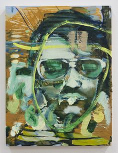 Elvis Presley  Artista: Bartosz Beda, oil on wood-pannel, 31x23cm, 2014 (300dpi)  Artist: Bartosz Beda, oil on wood-pannel, 31x23cm, 2014 (300dpi)  #art #arte #contemporaryartwork #pintura #paint #bac #dibujo #drawing