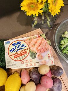 Gorton's All Natural Seafood Salmon makes an easy sheet pan meal and ready in 17 minutes. #easydinner #sheetpan Easy Weeknight Meals, Easy Meals, Simple Baked Salmon, Frozen Salmon, Frozen Seafood, Create A Recipe, Everything Bagel, Cooking Salmon, Grilled Salmon