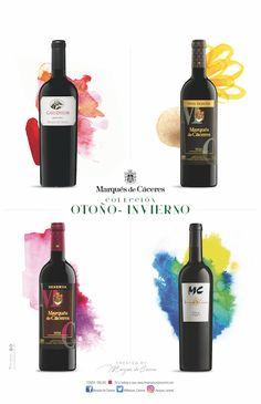 Marques de Caceres wines