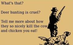 And what about the leather in your belts & shoes? Let's not talk about the living conditions of those animals or what they eat.