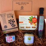 Food Box From Nemea, Attica & Messolonghi Subscription Boxes, Mediterranean Recipes, Recipe Box, Raisin, Spices, December, Organic, Winter, Food