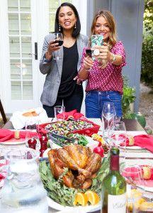 Ayesha Currys Thanksgiving Main Dish Isnt a Turkey