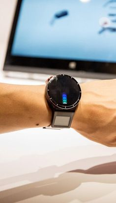 The Lenovo Magic Watch