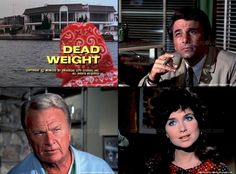 a wide selection out of my collection of 332 screenshots taken from Columbo - Dead Weight Season 1 - Episode 3 part . Columbo Episodes, Columbo Peter Falk, Suzanne Pleshette, Mystery Show, Universal City, Studio City, Episode 3, Favorite Tv Shows, Hollywood