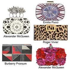 Best clutches of Fall 2012