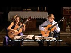 Astor Piazzola TANGO SUITE Deciso - Ana & Viktor Vidovic - YouTube