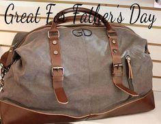 Men s Monogrammed Duffle Bags-Weekender Bags in Tan  35d4dcaac8edf