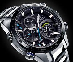 Casio Edifice EQB501 Watches | aBlogtoWatch