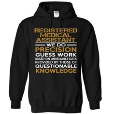 Registered Medical Assistant T-Shirts, Hoodies. GET IT ==► https://www.sunfrog.com/LifeStyle/Registered-Medical-Assistant-2626-Black-Hoodie.html?id=41382