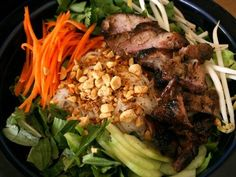 Vietnamese BBQ Pork Salad Recipe | Vietnamese Food Recipes | Savory Sweet Life - Easy Recipes from an Everyday Home Cook