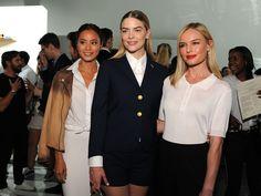 At Gant.  Jaime Chung,Jaime King and Kate Bosworth