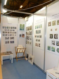 Just back from the British Craft Trade Show - via Louise Scott - In Her Element: Tool Box & Trade Shows... http://louisescottart.blogspot.co.uk/2013/04/tool-box-trade-shows.html