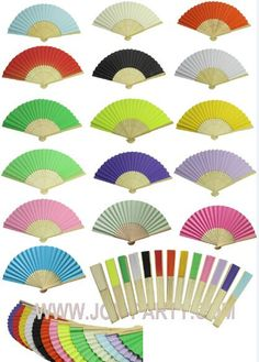Cheap fan flange, Buy Quality fan favor directly from China favor graduation Suppliers: 	Hand Paper Fan,  Wedding or Party Favor, DIY Paper Crafts	bamboo ribs in bamboo nature color; paper fan