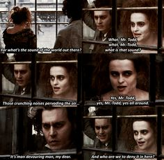 """A Little Priest"" - The best and most demented song in Sweeney Todd"