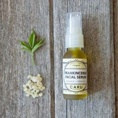 Frankincense Facial Serum / Heard nothing but great things about this stuff!!
