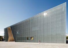 Museum of the History of Polish Jews by Lahdelma & Mahlamäki
