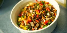 Saskatchewan Lentil Salad Recipes | Food Network Canada