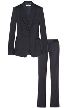 Even if you work in a creative field, a suit that's tailored like it was made just for you will become a go-to for work meetings, interviews and anywhere else where you're meant to look chic and professional. Stella McCartney jacket, $1,295, net-a-porter.com and pants, $595, net-a-porter.com.    - HarpersBAZAAR.com
