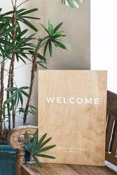 DIY Wood and Vinyl Wedding Signs (aka how to get vinyl to stick to wood, DIY Event, Wood Wedding Decorations, Wood Wedding Signs, Wedding Welcome Signs, Wedding Signage, Wood Signs, Wedding Chalkboards, Diy Projects List, Event Signage, Wedding Mood Board