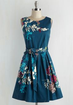 Cast and Crudités Dress, #ModCloth