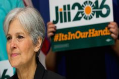 """Jill Stein pens open letter to Bernie: Green Party presidential candidate invites Sanders to """"cooperate on political revolution"""""""