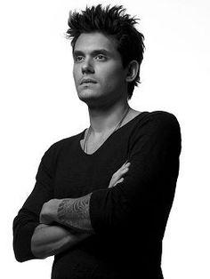 John Mayer-yes. yes. yes.