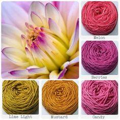 """""""Colours of Grace"""" Bestellings ⚜️⚜️ Posted February 2014 by Beatrix Snyman Scheme Color, Paint Color Combos, Yarn Color Combinations, Colour Pallette, Colour Schemes, Color Blending, Color Mixing, Pantone, Color Studies"""