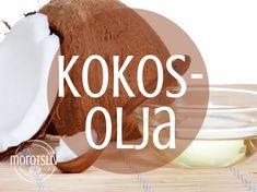 Javisst är det ekologisk kallpressad kokosolja jag pratar om! Mirakeloljan som är i fast form vid normal rumstemperatur, men som smälter vid ca 25 grader. Kokosolja finns i olika burkar i nästan varje rum i vårt hem. I köket finns en burk som används vid matlagning och i badrummet en som deodorant och hudolja, en …