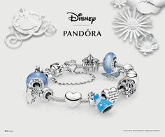 Disney Pandora Bracelet New Charms Jewelry Beads