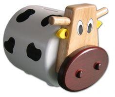 Cow Money Box