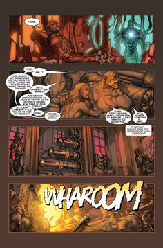 Ultimates 3 Issue #2 - Read Ultimates 3 Issue #2 comic online in high quality