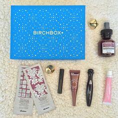 December 2014 Birchbox samples! catherine malandrino, davines, makeup, mascara, mirenesse, moisturizer, perfume, real chemistry, SeaRX, skincare