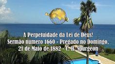 A Perpetuidade da Lei | C. H. Spurgeon | Sermão nº 1660