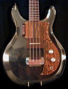 Dan Armstrong - The Man and his Guitars