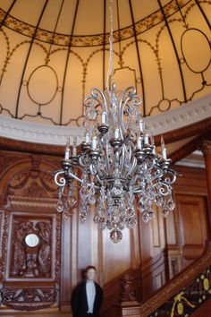 miniature chandelier by Frank Crescente crescenteminiature.com