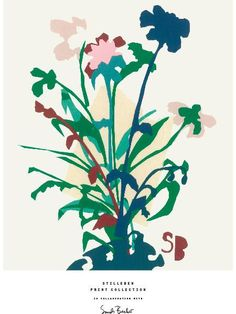 Poster A4 - Bouquet