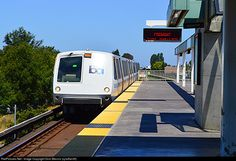 RailPictures.Net Photo: 1252 Bay Area Rapid Transit (BART) Rohr-A Passenger Car at San Leandro, California by Dom Blevins (sjrailfan35)